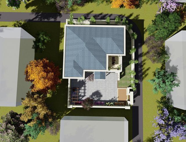 农村35万左右别墅设计图3