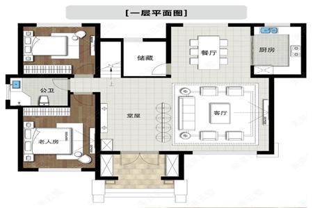 2019二层农村新款别墅设计图,6室3厅3卫超实用535.png