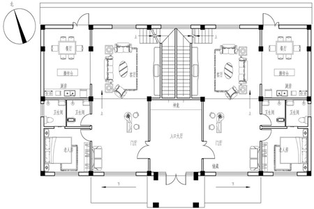2019年最流行的欧式别墅设计!农村房子这样建简单又大气277.png