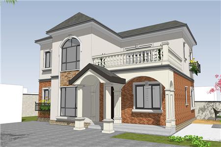 2019年最流行的欧式别墅设计!农村房子这样建简单又大气777.png