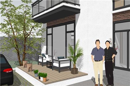 占地130平的二层半新中式农村别墅,4室3厅还带超大露台718.png