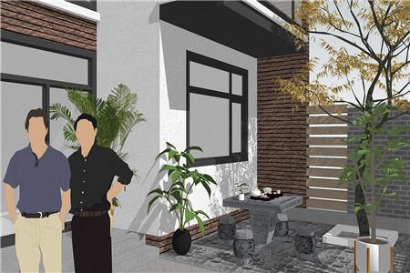 占地130平的二层半新中式农村别墅,4室3厅还带超大露台784.png