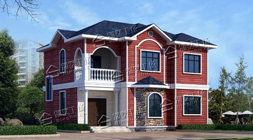 造价10到30万轻钢别墅