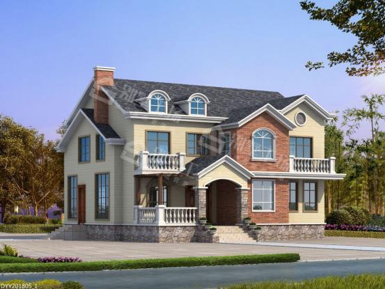 别墅设计公司哪家好美式风格