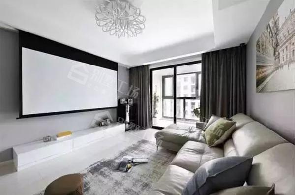 客厅吊顶设计及吊灯搭配5