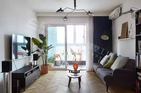 客厅吊顶设计及吊灯搭配32
