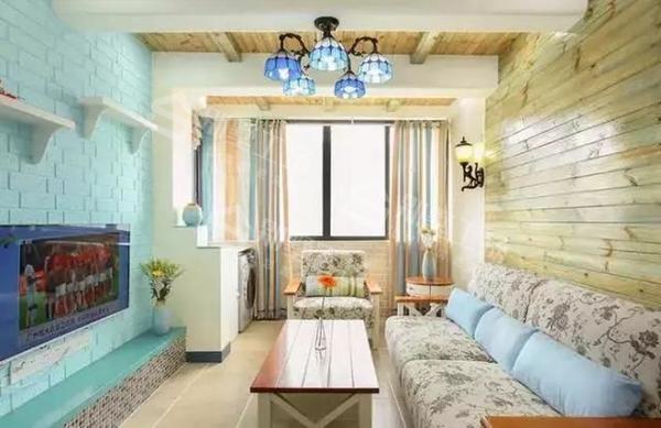 客厅吊顶设计及吊灯搭配36