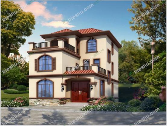 托斯卡纳艳阳下的别墅风格2