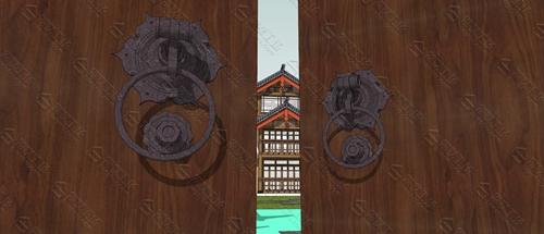 中式民宿设计效果图图片14