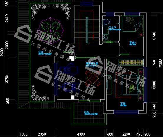 房屋怎样设计3