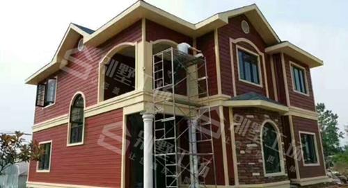 10万造价轻钢小别墅图片2