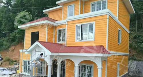 20万、30万盖一栋经济型别墅?轻钢结构小别墅造价只需要10万!2
