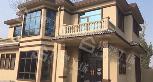20万、30万盖一栋经济型别墅?轻钢结构小别墅造价只需要10万!5