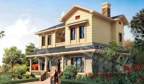 20万、30万盖一栋经济型别墅?轻钢结构小别墅造价只需要10万!6