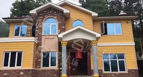 20万、30万盖一栋经济型别墅?轻钢结构小别墅造价只需要10万!7