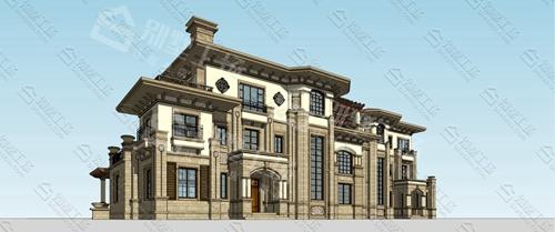 三层大别墅选择什么风格?中海别墅设计风格推荐给您!2