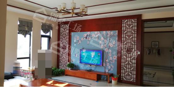 20万新中式装修风格客厅