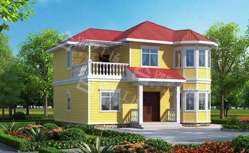 轻钢结构别墅跟木质结构有什么区别?为何墙面一打就烂了