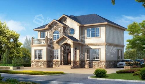 轻钢结构别墅跟木质结构有什么区别?为何墙面一打就烂了?