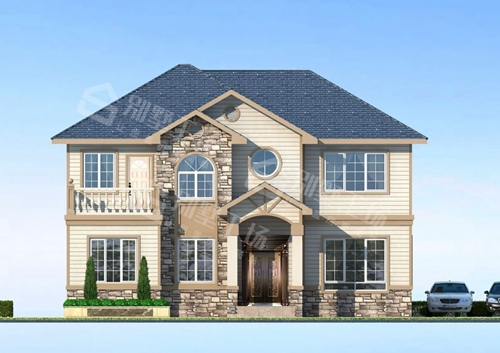 8万元就能自建的钢结构房子图片欣赏