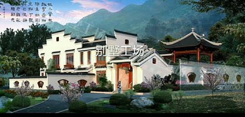 简单又好看的两层小别墅局部图片