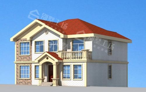 欧式轻钢别墅每平米多少钱