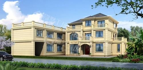 轻钢别墅每平米造价清单