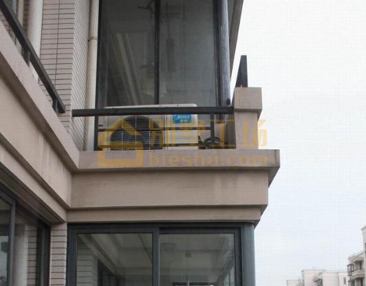 空调外机怎么安装-阳台