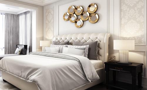 卧室法式风格展示