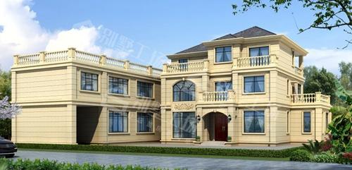 装配式别墅轻钢结构