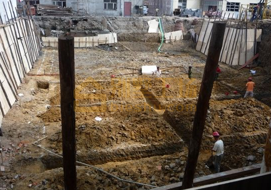 地基挖得深越好吗