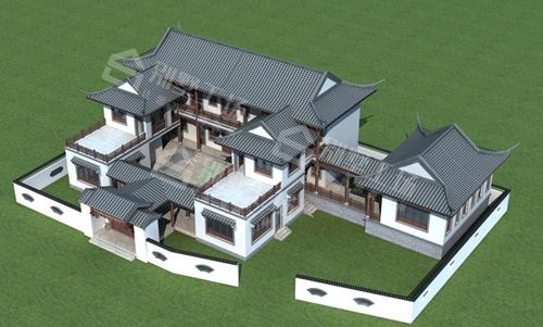 相比轻钢结构别墅图片