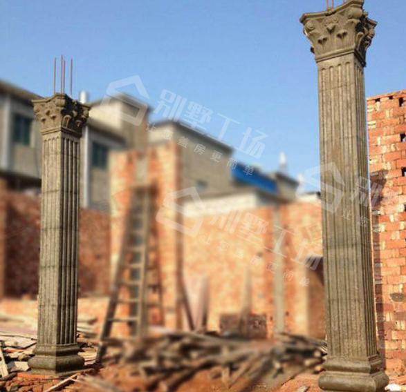 别墅方形罗马柱罗马柱