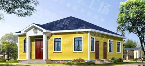 轻钢100平米价格清单分享,全面解析轻钢别墅,建房不花冤枉钱!(4)