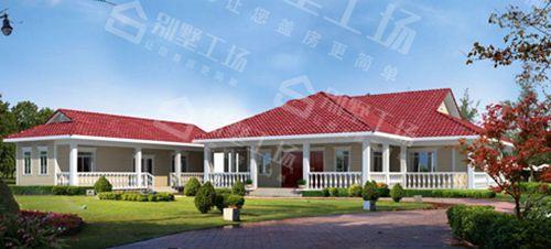 轻钢100平米价格清单分享,全面解析轻钢别墅,建房不花冤枉钱!(5)