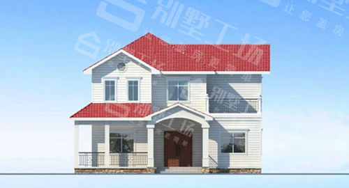 轻钢100平米价格清单分享,全面解析轻钢别墅,建房不花冤枉钱!(6)