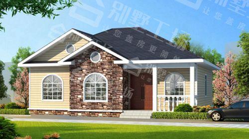 轻钢100平米价格清单分享,全面解析轻钢别墅,建房不花冤枉钱!(8)