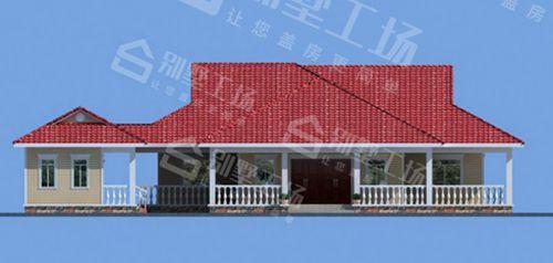 轻钢100平米价格清单分享,全面解析轻钢别墅,建房不花冤枉钱!(9)