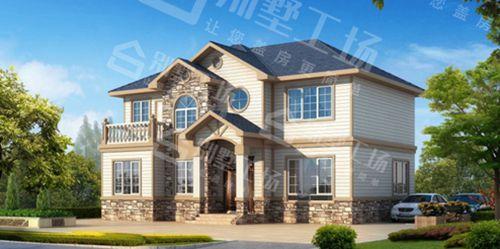 轻钢100平米价格清单分享,全面解析轻钢别墅,建房不花冤枉钱!(12)