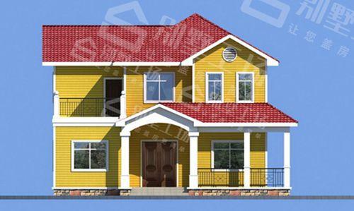 轻钢100平米价格清单分享,全面解析轻钢别墅,建房不花冤枉钱!(15)