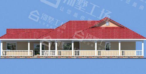 轻钢100平米价格清单分享,全面解析轻钢别墅,建房不花冤枉钱!(18)