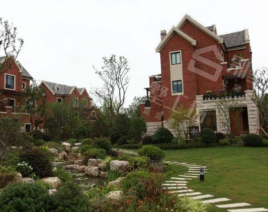 别墅庭院景观设计院路