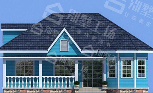 多个地区轻钢别墅每平米价格分享,轻松了解轻钢造价行情3