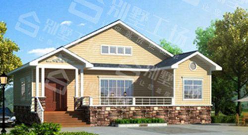 多个地区轻钢别墅每平米价格分享,轻松了解轻钢造价行情6