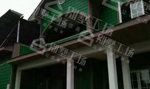 多个地区轻钢别墅每平米价格分享,轻松了解轻钢造价行情18