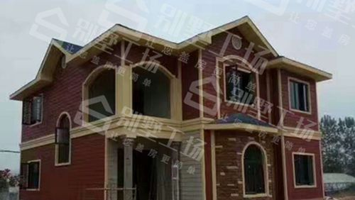 多个地区轻钢别墅每平米价格分享,轻松了解轻钢造价行情25