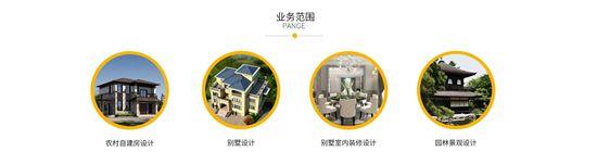 住宅设计企业业务范围介绍图