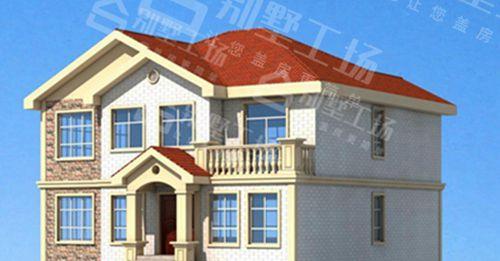 两层100平轻钢别墅每平米价格多少,平常人建的起吗?7