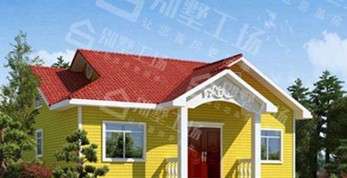 两层100平轻钢别墅每平米价格多少,平常人建的起吗?13