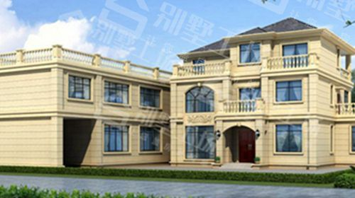 两层100平轻钢别墅每平米价格多少,平常人建的起吗?14